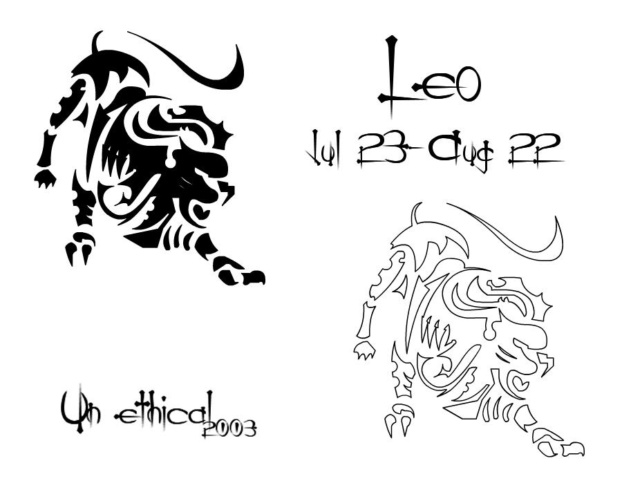 Рисунок знак зодиака весы